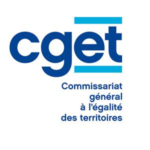 CGET (Commissariat Général à l'Egalité des Territoires)