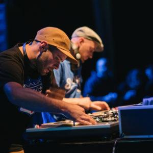 Les DJs