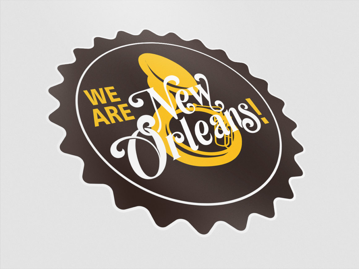 We are New Orleans!